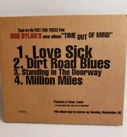 Bob Dylan - Time Out of Mind ep - 1997 U.S. promo cd
