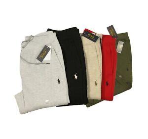 Polo Ralph Lauren Men's Solid Double Knit Jogger Pants