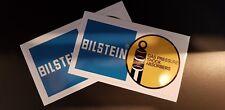 2 x Bilstein Shock Absorber Car Sticker