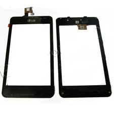 LG Optimus 3D MAX P720 Touch Screen Digitizer + Frame Glass Panel Pad Black UK