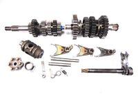1994 94 Kawasaki KX80 KX 80 Transmission Gear Set Changer Shift Forks Shaft