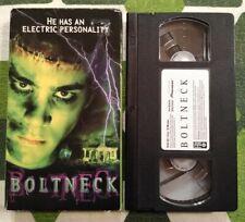 Boltneck VHS RARE Horror Frankenstein Ryan Reynolds 2000