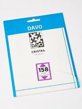 DAVO CRISTAL STROKEN MOUNTS C158 (113 x 162) 10 STK/PCS
