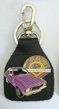 GTR, XU1 Purple Holden Torana When Youre Hot  Real Leather Keyring ....Keyfob