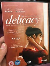 Delicacy region 2 DVD (2011 Audrey Tautou French movie) ** RARE **