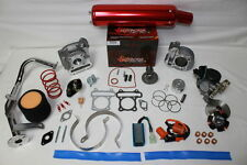Scooter Big Bore Kit 100cc 50mm Bore QMB139  Scooter Performance Parts Kit5 Burg