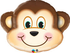 "Fancy Party Special Shaped Mischievous Monkey Inflatable Balloon 35"" UK"