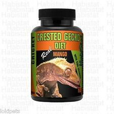 HabiStat  Crested Gecko Diet Mango & Cricket 60g  NEW PRODUCT JUST LAUNCHED