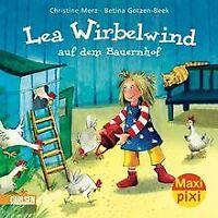 Lea Wirbelwind auf dem Bauernhof von Christine Merz | Buch | Zustand gut