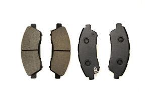 Front/Rear Brake Pads For Mitsubishi Fuso 4P10 3C13(D) / 3C15(D) 3.5T (2010+)