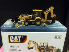 1/50 DM Caterpillar Cat 420F2 IT Backhoe Loader Tractor Diecast Model 85233 Vehi