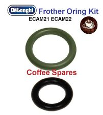 Delonghi Oring Kit for milk frother for ECAM20, ECAM21 & ECAM22 - see list