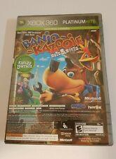 🔥 Banjo Kazooie Nuts & Bolts  • Microsoft Xbox 360 Rare Game •  Complete