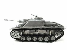 Complete Metal 1/16 Mato Stug III RTR Infrared Recoil RC Tank Metal Color 1226