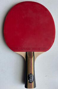 Stiga Apex Table Tennis Racket Ping Pong Paddle Rubber Blade WRB
