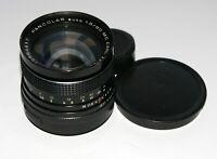 EXC! RARE! MC Carl Zeiss Jena Pancolar lens 1.8/80 mm M42 SCREW mount SN10884417