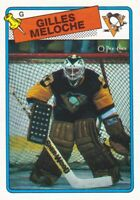 1988-89 O-Pee-Chee Hockey Cards Pick From List