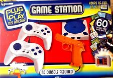 Game Station Plug N Play My Arcade