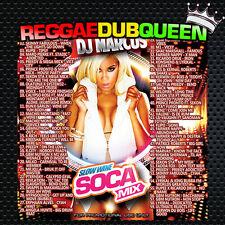 DJ Marcus - Slow Wine Soca Mixtape. Reggae Mix CD.