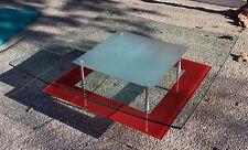 Tavolino da salotto in vetro Tonin Casa - anni '90