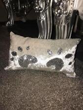Paw Print Cushion ANY COLOUR