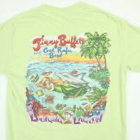 Jimmy Buffett Coral Reefer Band T-Shirt SMALL Comfort Colors Jam Band Hippie