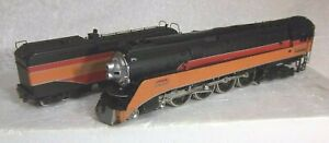 "UNITED / PFM  ""SOUTHERN PACIFIC GS-4  DAYLIGHT 4-8-4 FACTORY PAINTED"