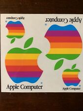Vintage Apple Computer Sticker