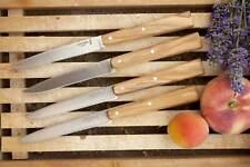 Opinel Set of 4 table knives N°125 Bon Appetit Steak Knives