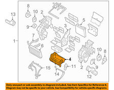 Genuine Hyundai 97176-4D100 Blower Wiring Assembly