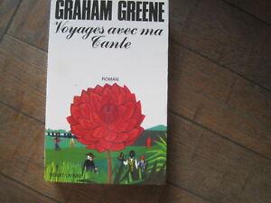 Graham GREENE: Voyages avec ma tante