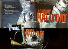 JOHNNY HALLYDAY-Un jour viendra-CD Digipack transparent - Comme neuf - 0 défaut