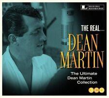 The Real... [Digipak] by Dean Martin (CD, Apr-2014, 3 Discs, Sony Legacy)
