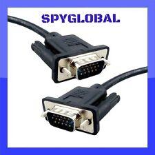 10FT 15-pin VGA Male to VGA Male Monitor Cable