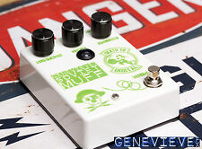 Genevieve FX Green Russian Era Big Muff Recreation - SEE DETAILS FOR COLOUR