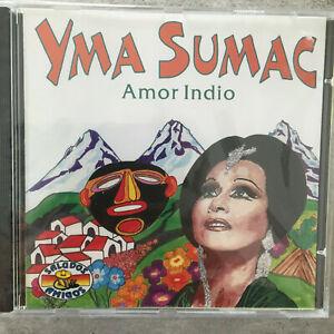 YMA SUMAC: Amor Indio (CD Saludos Amigos 62056 / Mono / neu / OVP)