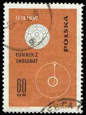 Scott # 1181 - 1963 - ' Lunik 2 ', American & Russian Spacecrafts