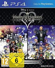 KINGDOM HEARTS HD 1.5 + 2.5 ReMIX PlayStation 4 Neu OVP