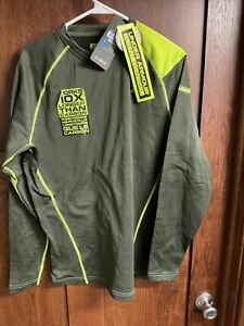 Under Armour Long Sleeve Scent Control Cold Gear Fitted XL