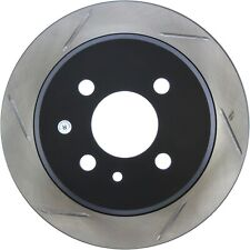 StopTech Disc Brake Rotor Rear Left for BMW 318i / 318is / 325 / 325i / 325is