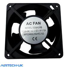 More details for axial oven fridge freezer cooling fan motor 120x120x38 mm refrigeration bulk buy