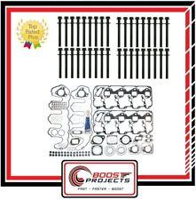 Mahle Head Bolt Set&Cylinder Head Gasket Set Chevy 6.6L Duramax Diesel 07-10