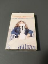AMANDA MARSHALL BIRMINGHAM FACTORY SEALED CASSETTE SINGLE C91 D