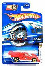 Hot Wheels Ferrari 512M (Small 6 Rear Tampo FTE Card)