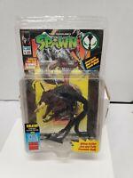 vintage Spawn Black The Violator Action Figure with Orange Card McFarlane New