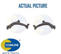 2 x FRONT TRACK CONTROL ARM WISHBONE PAIR COMLINE OE REPLACEMENT CCA2131