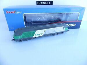 JOUEF LOISIRS HJ2602 LOCOMOTIVE DIESEL CC 472010 FRET SNCF Ep V