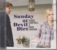 Isobel Campbell Mark Lanegan Sunday at Devil Dirt CD FASTPOST