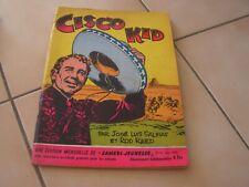 bd  samedi jeunesse   cisco kid   1958   (bdm  raisin   1700)