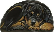 Fiddlers Elbow ROTTWIELER Dog Pupper Weight Paperweight Decoration,Discontinued